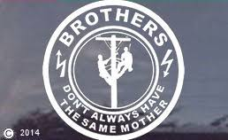 Tnt Brothers Don T Always Have The Same Mother Decal Sticker
