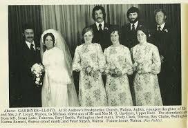 Marriage Lines - Gisborne Photo News - No 228 : June 20, 1973
