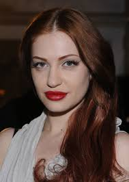 Porcelain Black Red Lipstick - Porcelain Black Looks - StyleBistro