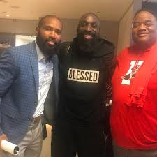 "Jason Whitlock on Twitter: ""Awesome night. Joined Wendell Brown's mom,  aunt, former Ball State great Dante Love in welcoming Wendell Brown home  from a Chinese prison. The thing about incarceration is mama,"