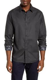 Robert Graham Hearst Regular Fit Sport Shirt | Nordstrom