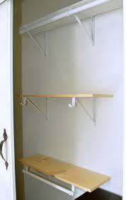 affordable diy closet shelving
