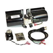 heat n glo blower kit