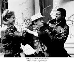 Charles Haid, Kenneth Tigar, Michael Warren Characters: Officer Andrew  'Andy' Renko, Stock Photo, Picture And Rights Managed Image. Pic.  MEV-12472807 | agefotostock