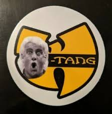 Wu Tang Clan Ric Flair Woo Vinyl Sticker Decal Wwe Wrestling Nature Boy Funny Ebay