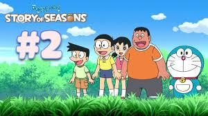 Doraemon Story Of Seasons - Nobita và đồng bọn gặp nữ thần VERA ...