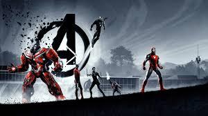 iron man avengers endgame 4k 8k