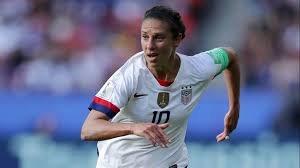 Carli Lloyd is mentally 'stronger than ever' thanks to motivational mentor  - Los Angeles Times