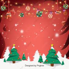 ملون نمط عيد الميلاد تصميم خلفية النجوم شجرة عيد الميلاد رقاقات