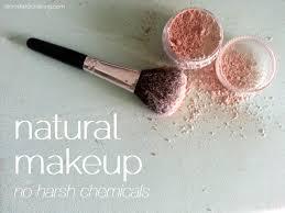 how to make diy natural make up and why