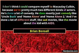 best brian bonsall quotes