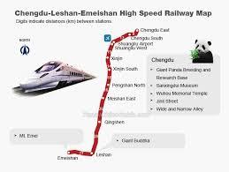 chengdu leshan emeishan high sd