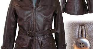 the art of vintage leather jackets