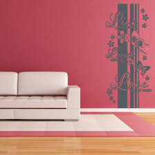 Live Every Moment Wall Decal Quote Style And Apply
