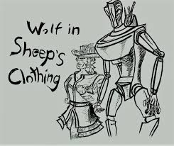 fire e 2 wolf in sheep s clothing