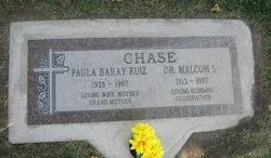 Paula Baray Chase (1925-1997) - Find A Grave Memorial
