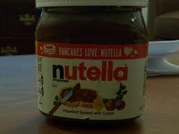 hazelnut spread with cocoa nutrition