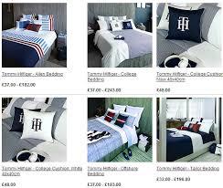 tommy hilfiger designer bedding a uk