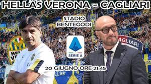 Verona - Cagliari: Ultime dai campi - infortunati - squalificati ...