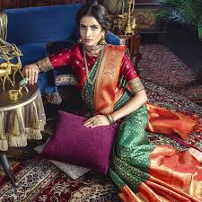 kankatala handwoven sarees carefully