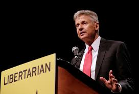 Could Gary Johnson get hot and play the spoiler in the presidential  election? | PBS NewsHour