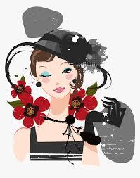 make up makeup cartoon hd png