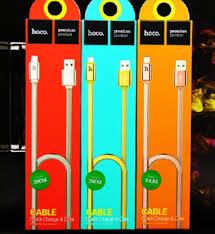 Cáp sạc Hoco thông minh tự ngắt khi đầy pin UPL12 1m giá sỉ - giá bán buôn  | Phụ kiện đồ chơi Phương Linh