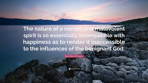 """percy bysshe shelley quote """"the nature of a narrow and malevolent"""
