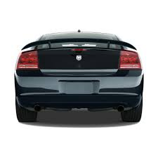 Trunk Blackout Pre Cut Decal Fits Dodge Charger 2006 2010 Us Rallystripes