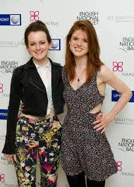 Sophie McShera and Rose Leslie (Daisy and Gwen) | Sophie mcshera, Rose  leslie, Downton
