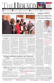 The Herald for February 8th by The Herald at Arkansas State ...