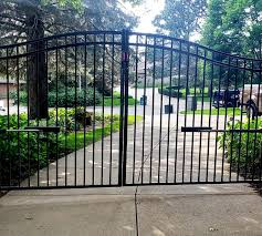 Automated Gates Overview American Fence Company Of Minnesota