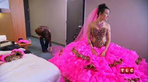 mellie s wedding dress gypsy sisters