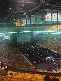 section bal 311 home of boston bruins