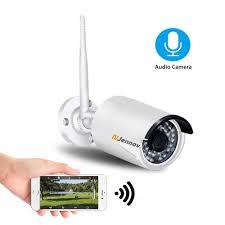 Camera IP Không Dây 1080P 2MP An Ninh Ngôi Nhà Camara Wifi Ngoài Trời Giám  Sát Video Wi Fi IP P2P Âm Thanh ONVIF HD Thẻ TF|Camera giám sát