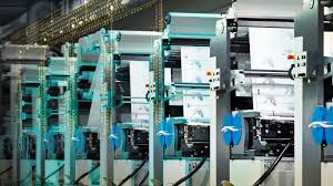 solutions for printing machines