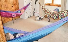 Hammocks At Home Local Kids Prefer Sleeping In Hammocks Powell Tribune