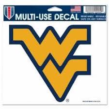 West Virginia University Stickers Decals Bumper Stickers