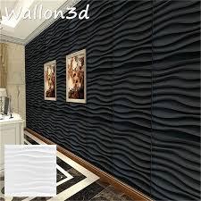 3d Tile Panels Mold Plaster Wall Stone Wall Art Decor 3d Wall Sticker Living Room Wallpaper Mural Bedroom Decoraing Room Wall Stickers Aliexpress
