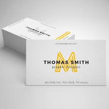 business card mockup images free
