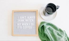 coffee themed letter boards humor for all the coffee lovers