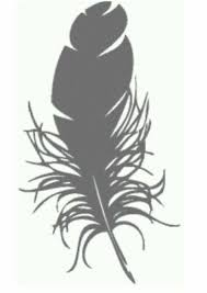Feather Vinyl Decal Vinyl Car Decal Sticker For Car Window V41 Ebay