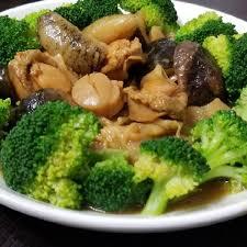 abalone sea cucumber mushroom stew ...