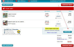 how where to enter promo codes for