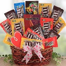 m m s valentine s gift basket