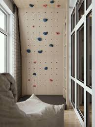 Friday Inspiration Climbing Walls In Kids Rooms Winter Daisy Interiors For Children