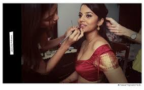 indian bridal makeup artist msia