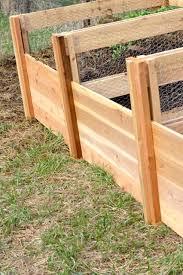 Diy Cedar Compost Bins Newlywoodwards Compost Bin Diy Diy Compost Compost Bin