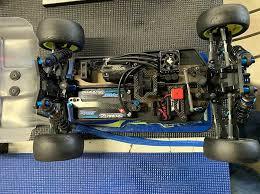 B74 Electronics Setups