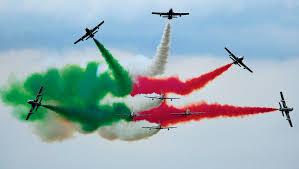 Martedì le Frecce Tricolore sorvoleranno Genova - GenovaQuotidiana